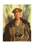 Lieutenant-General Sir AW Currie (1875-1933) c1918