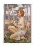 The Young Orpheus  c1901