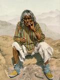 A Hopi Indian  1900