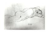 Reclining Woman  c1914