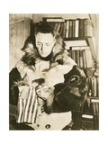 Admiral Richard Evelyn Byrd (1888-1957) before His Flight to the South Pole