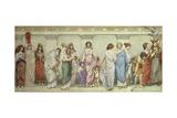Great Women of Antiquity:Miriam  Rebecca  Semiramis  Penelope  Sappho  Cleopatra  Cornelia …