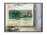 From a Cornish Window  1928