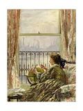 A Chelsea Window  1909