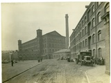 Spinning Mills in Leas  1923