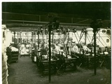 Spinning Mill in Leas  Combing Shed  1923