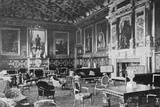 The James I Drawing Room  Hatfield House  Published in 'The Graphic'  July 19th 1902