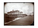 View of Hotel Rudolf  Atlantic City  New Jersey  1908