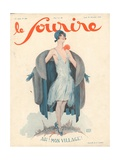 Front Cover of 'Le Sourire'  November 1928