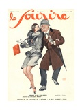 Front Cover of 'Le Sourire'  January 1930