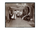 Recital in the Music Room at Janer's Pavilion Hotel  Red Bank  New Jersey  1903