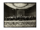 Full Orchestra on Stage  New York  1911