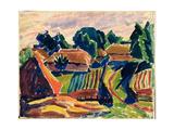Landscape  1908-12