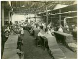 Finishing Room  Carpet Factory  1923