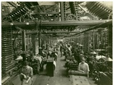 Axminster Weaving  Carpet Factory  1923