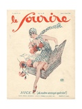 Front Cover of 'Le Sourire'  1929