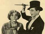 A Magician and His Assistant  1920s