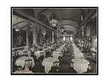 The Roof Garden Restaurant at the Hotel Pennsylvania  1919