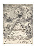 Invitation from the French Chapter of the Freemasons  1771  from 'The Freemason'  by Eugen…