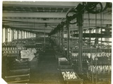 Twisting  Reeling and Winding Room  Leas Spinning Mill  1923