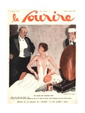 Front Cover of 'Le Sourire'  October 1929