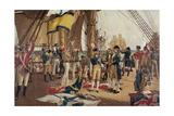 Nelson's Last Signal at Trafalgar