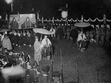 Funeral of the Mikado  September  1912