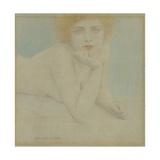 Nude Study  c1920
