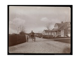 General View of Houses and Buildings at FG Bourne's Estate at Oakdale  Long Island  New York …