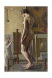 The Art Class  1920s