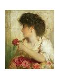 A Summer Rose  1910