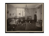 A Child's Bedroom in the AC Cronin Residence  1915-16