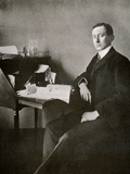 Guglielmo Marconi  from 'The Year 1912'  Published London  1913