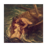 The Fisherman and the Mermaid  1901-03