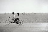 Tandem Bike  Venice Beach  CA  2006