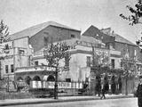Sadler's Wells Theatre  Illustration from 'The King'  June 1st 1901