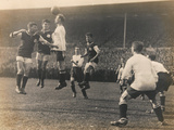 Bolton Wanderers vs West Ham United  FA Cup Final  28th April 1923