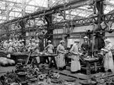 Women Working in a Factory