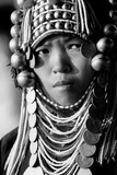 Akha Woman from Northern Thailand