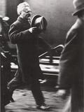 Trotsky Arrives in Paris