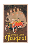 Advertisement for Peugeot  c1910