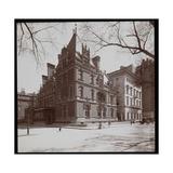 The Elbridge Thomas Gerry Residence at 61st Street and the Metropolitan Club Next Door  New York …