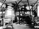 Handloom Weaver  Kidderminster