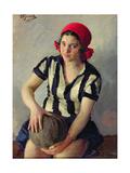 A Sportswoman  1928