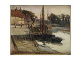 A Cornish Fishing Village  1900