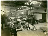 Felt Finishing Department  Long Meadow Mill  1923