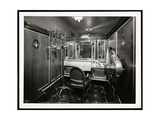 Interior View of a Hairdressing Booth at the Charles of the Ritz Beauty Salon at B Altman and…