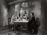 """Still from the Film """"Dr Mabuse  the Gambler"""" with Rudolf Klein-Rogge  1922"""