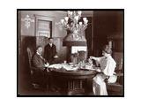 Martha Morton at Home  1902