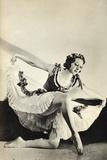 Aleksandra Dionisyevna Danilova  from 'Footnotes to the Ballet'  Published 1938
